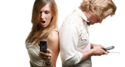 text fighting couples