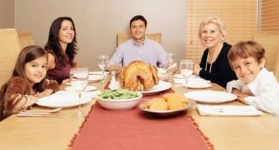 holiday advice for family friends