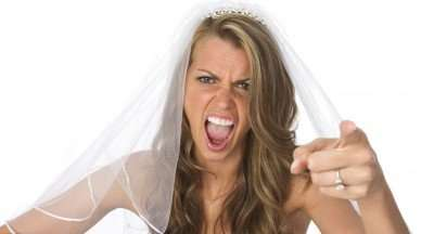 are you a bridezilla