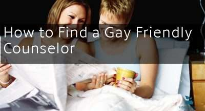 How to Find a Gay Friendly Counselor