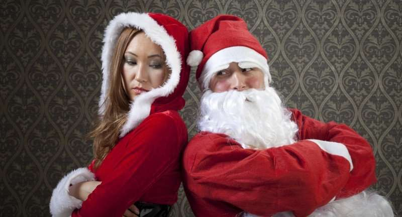 holiday advice for couples conflict stress