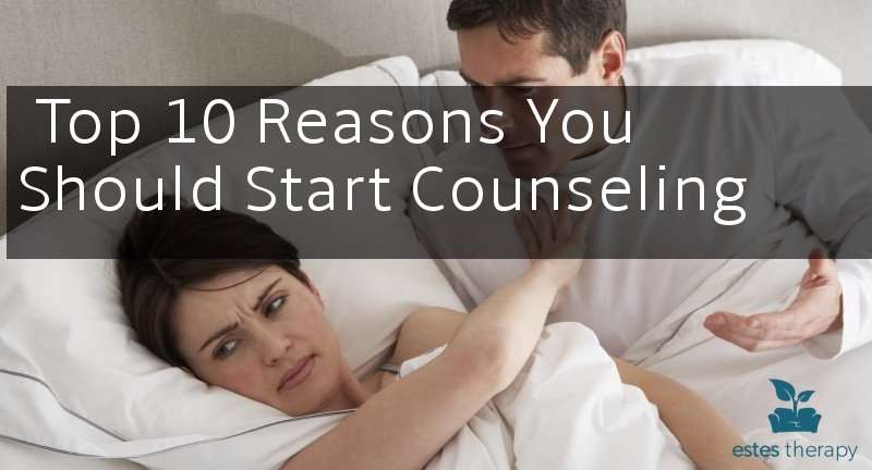 reasons-to-start-counseling grief trauma stress self esteem relationship death therapy