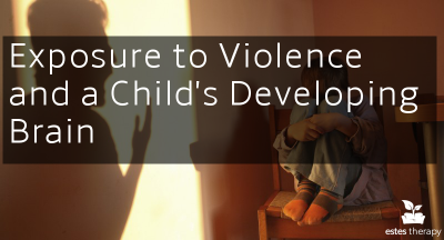 exposure to violence effects child's brain how fighting hurts your kids