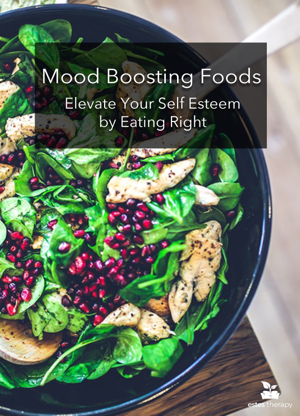 Mood Boosting Foods pinterest