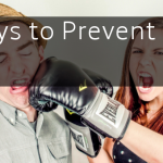 5 Ways to Prevent a Fight