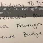 Why Premarital Counseling Should Be on Your To-Do List