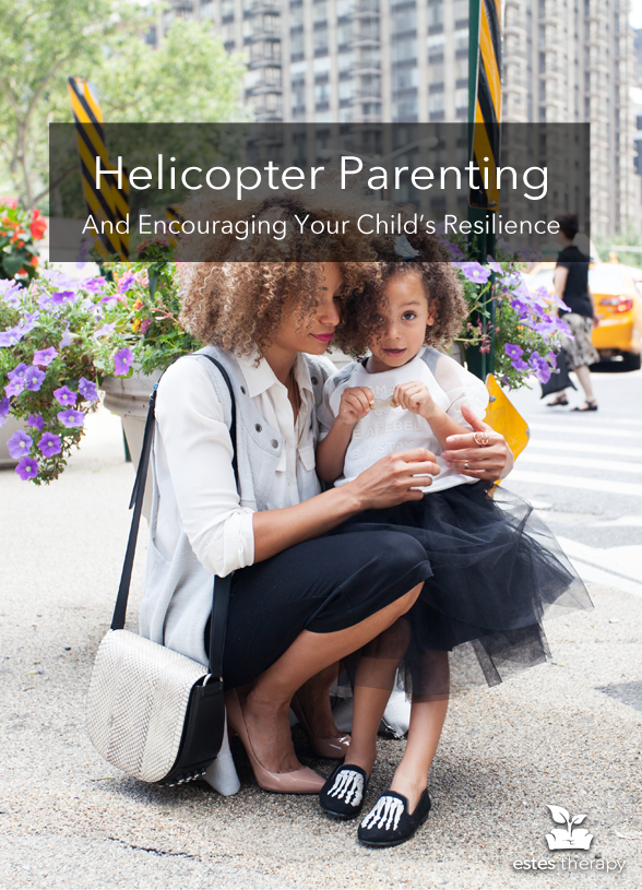 "What is Helicopter Parenting? via @EstesTherapy | In parenting and professional circles, the phrase ""helicopter parenting"" has become a bit of a buzzword in recent decades. It refers to a parenting style with a mindset of prevention and rescue. This kind of parenting is most common with mothers but fathers, too, may have a compulsive need to help their child out of tough situations. So are you a helicopter parent?"