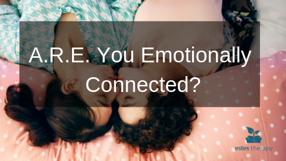 Emotional connection relationships communication engaged accessible responsive