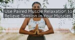 pmr progressive muscle relaxation calm down destress distress