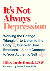 change listen to your body depression anxiety mental health self help reading books emotion connection authenticity