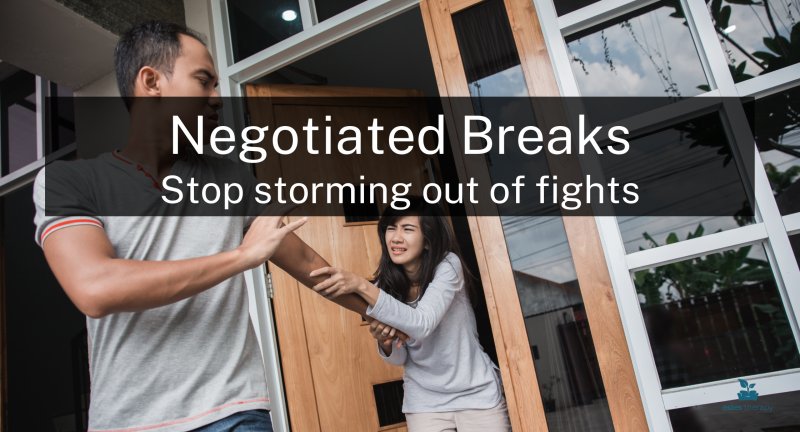 storming out of fights, my boyfriend walks out when we argue my wife storms out of arguments walk away from fights